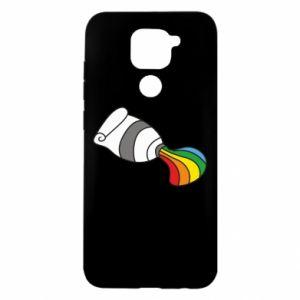 Etui na Xiaomi Redmi Note 9/Redmi 10X Rainbow colors