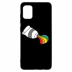 Etui na Samsung A31 Rainbow colors