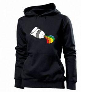 Damska bluza Rainbow colors