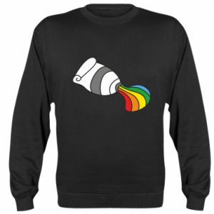 Bluza (raglan) Rainbow colors