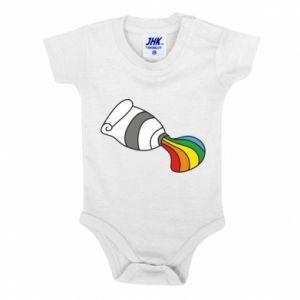 Body dla dzieci Rainbow colors