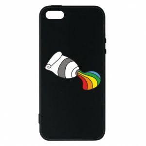 Etui na iPhone 5/5S/SE Rainbow colors