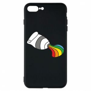 Etui na iPhone 8 Plus Rainbow colors
