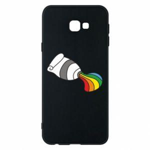 Etui na Samsung J4 Plus 2018 Rainbow colors
