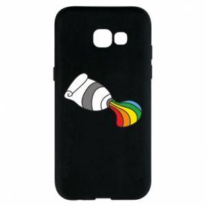 Etui na Samsung A5 2017 Rainbow colors