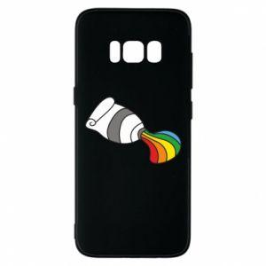 Etui na Samsung S8 Rainbow colors