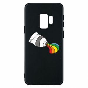 Etui na Samsung S9 Rainbow colors
