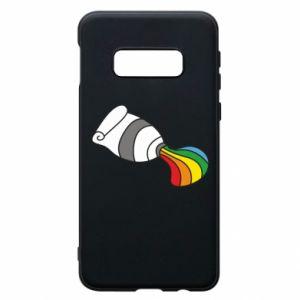 Etui na Samsung S10e Rainbow colors