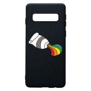 Etui na Samsung S10 Rainbow colors