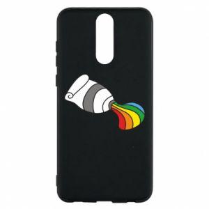 Etui na Huawei Mate 10 Lite Rainbow colors