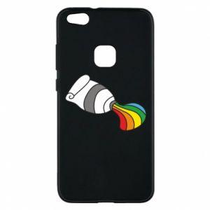 Etui na Huawei P10 Lite Rainbow colors