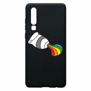 Etui na Huawei P30 Rainbow colors