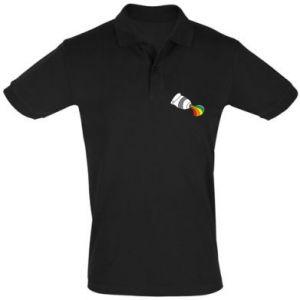 Koszulka Polo Rainbow colors