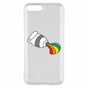 Etui na Xiaomi Mi6 Rainbow colors