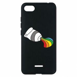 Etui na Xiaomi Redmi 6A Rainbow colors