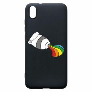Etui na Xiaomi Redmi 7A Rainbow colors