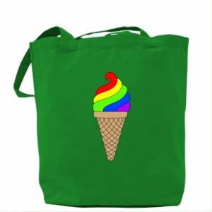 Torba Rainbow Ice Cream