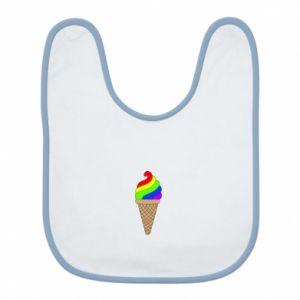 Śliniak Rainbow Ice Cream