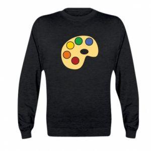 Bluza dziecięca Rainbow palette