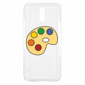 Etui na Nokia 2.3 Rainbow palette
