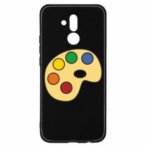 Etui na Huawei Mate 20 Lite Rainbow palette