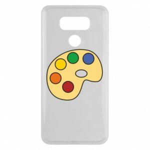 Etui na LG G6 Rainbow palette