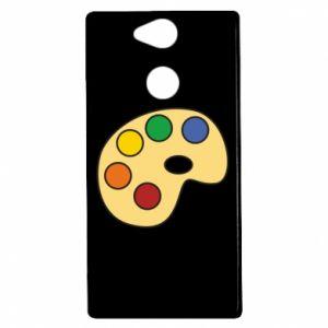Etui na Sony Xperia XA2 Rainbow palette