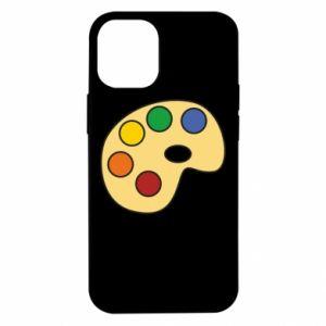 Etui na iPhone 12 Mini Rainbow palette