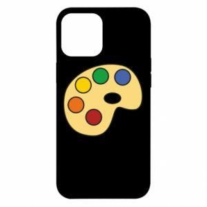 Etui na iPhone 12 Pro Max Rainbow palette