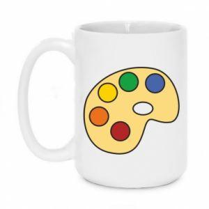 Mug 450ml Rainbow palette - PrintSalon