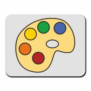 Podkładka pod mysz Rainbow palette