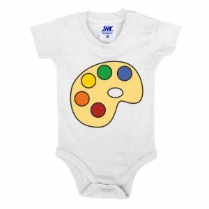 Body dziecięce Rainbow palette