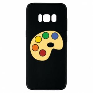 Etui na Samsung S8 Rainbow palette