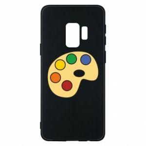 Etui na Samsung S9 Rainbow palette