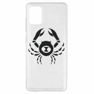 Samsung A51 Case Cancer and sign to the Cancer