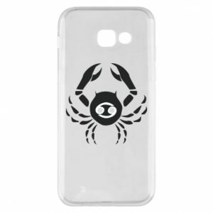 Samsung A5 2017 Case Cancer and sign to the Cancer