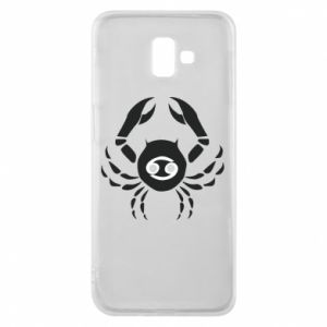 Samsung J6 Plus 2018 Case Cancer and sign to the Cancer