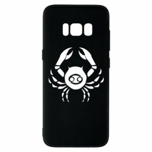 Samsung S8 Case Cancer and sign to the Cancer