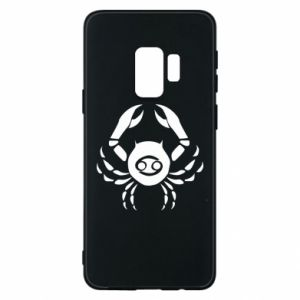 Samsung S9 Case Cancer and sign to the Cancer