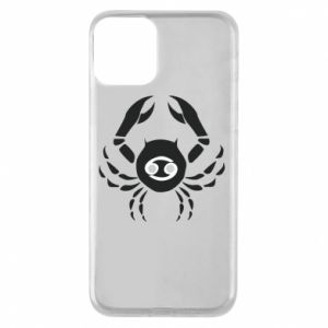 iPhone 11 Case Cancer and sign to the Cancer