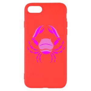 iPhone SE 2020 Case Cancer blue or pink