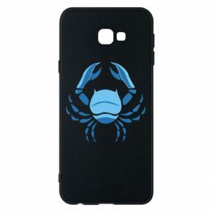 Phone case for Samsung J4 Plus 2018 Cancer blue or pink