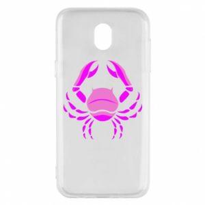 Phone case for Samsung J5 2017 Cancer blue or pink