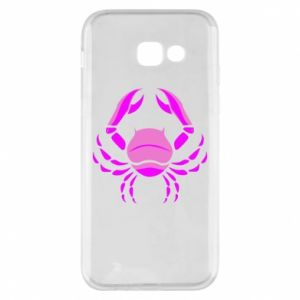 Phone case for Samsung A5 2017 Cancer blue or pink