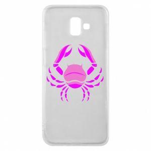 Phone case for Samsung J6 Plus 2018 Cancer blue or pink