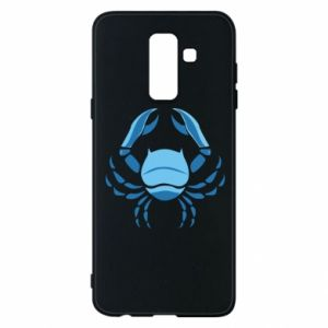 Phone case for Samsung A6+ 2018 Cancer blue or pink
