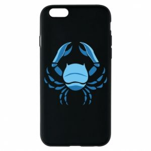 Phone case for iPhone 6/6S Cancer blue or pink