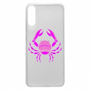 Phone case for Samsung A70 Cancer blue or pink