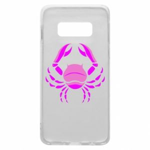 Phone case for Samsung S10e Cancer blue or pink