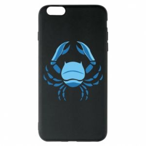 Phone case for iPhone 6 Plus/6S Plus Cancer blue or pink